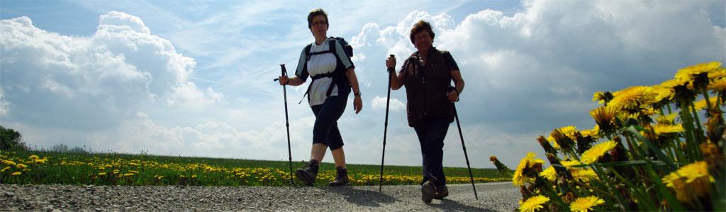 Wandern in der Rhön